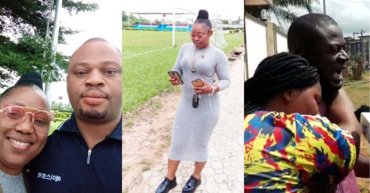 Missing woman's body exhumed after she was allegedly murdered and secretly  buried by her security guard (graphic photo) | Omniblog